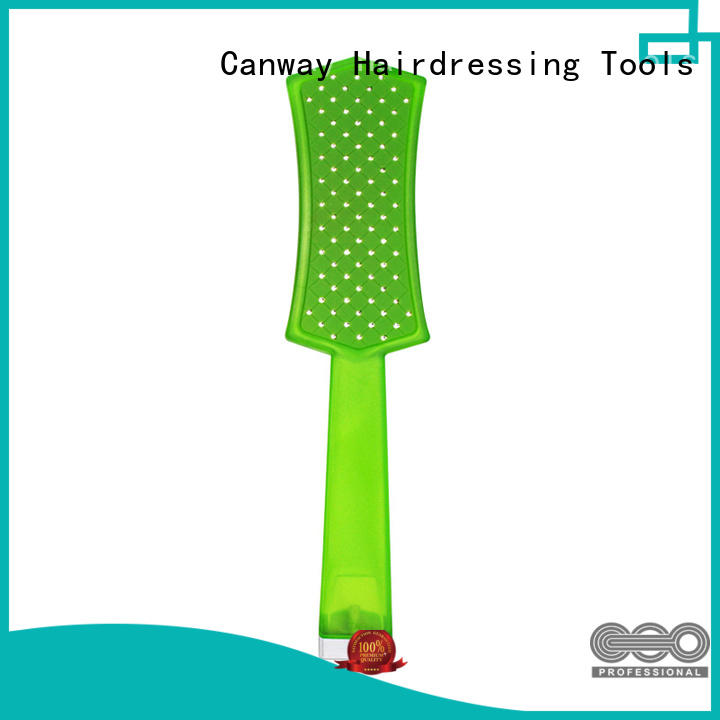 Latest hairdressing brushes shinning suppliers for kids
