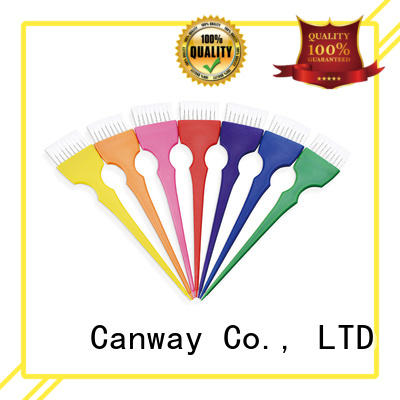 Canway Wholesale hair tint brush supply for hairdresser