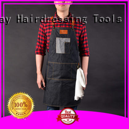 Canway Top barber apron manufacturers for hairdresser
