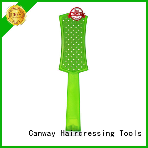 Canway High-quality hair brush and comb supply for hairdresser