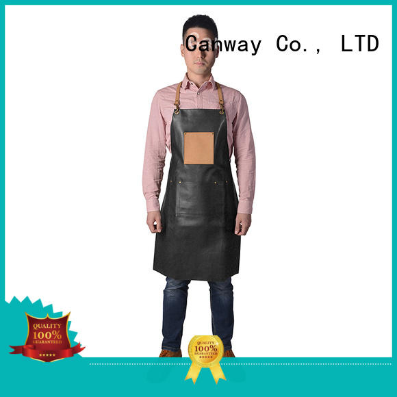 Canway High-quality hair cutting cape factory for beauty salon