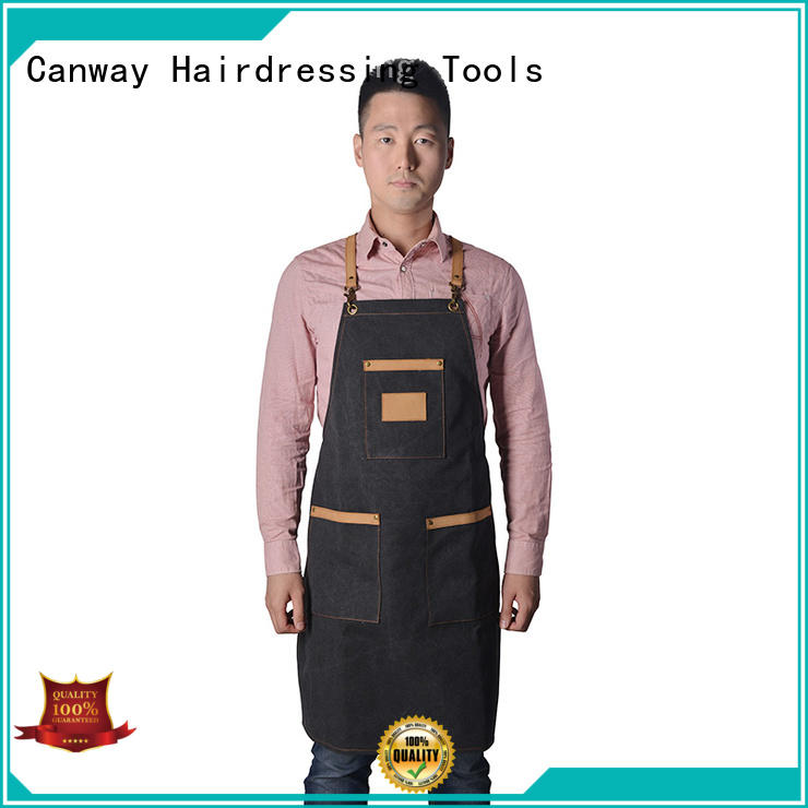 Canway Latest hairdressing cape company for barber