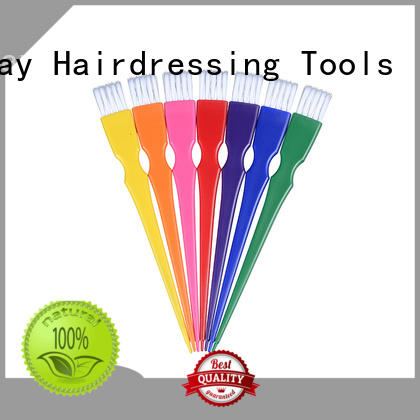 Latest tint hair brush tinting supply for hair salon