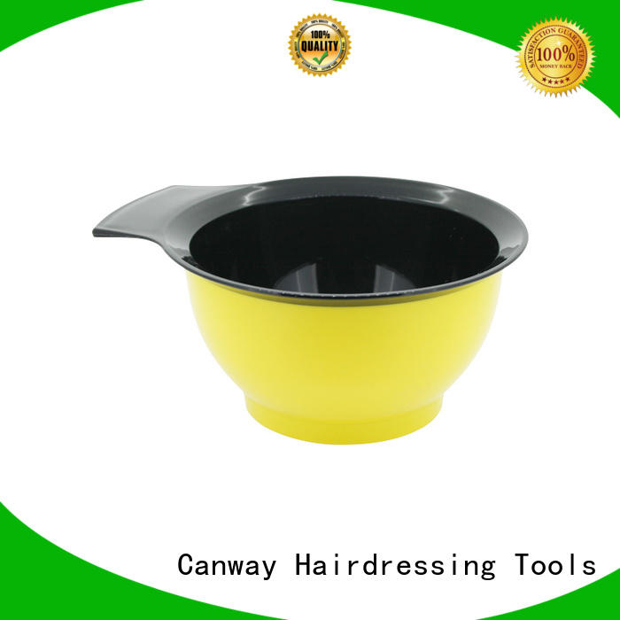 Canway High-quality tinting bowl and brush company for hair salon