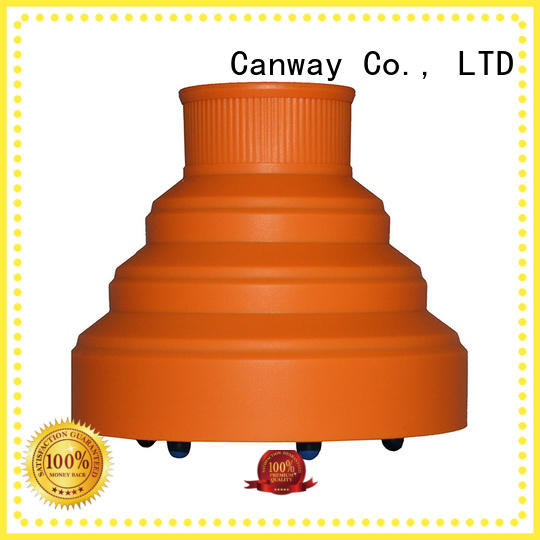 Canway Top diffuser attachment company for hairdresser