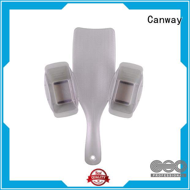 Canway material hairdressing tint brushes supply for beauty salon