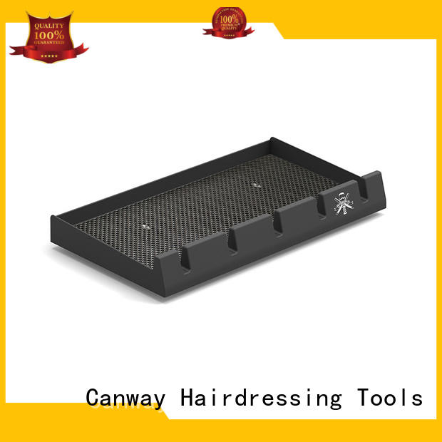 Canway comfortable salon hair accessories suppliers for hair salon