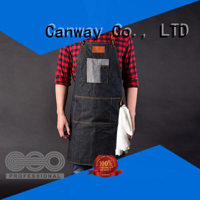Canway material hairdressing cape suppliers for hair salon