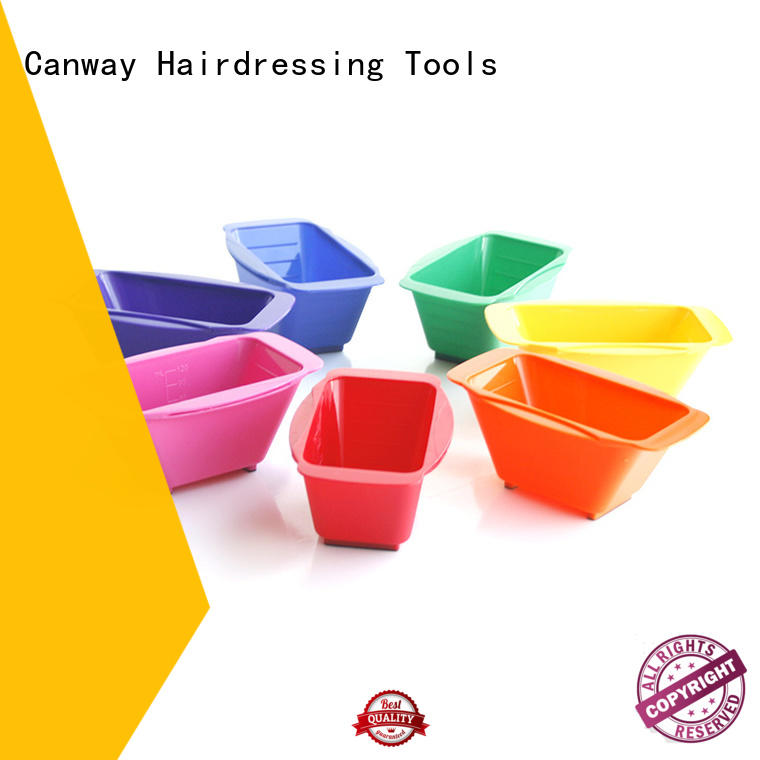 Canway Top tint bowl manufacturers for hairdresser
