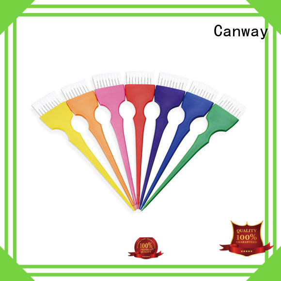 Canway bowl tint brush factory for hair salon