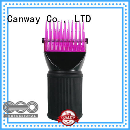 Canway comb diffuser attachment manufacturers for hair salon