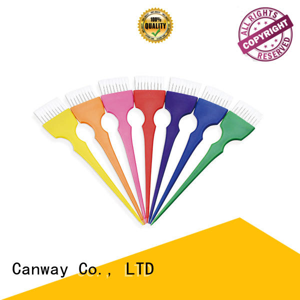 Canway Best tint brush factory for beauty salon