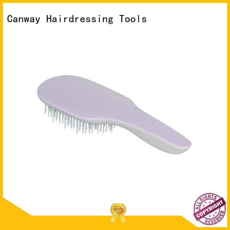 effective hair brush manufacturers supplier for hair salon Canway