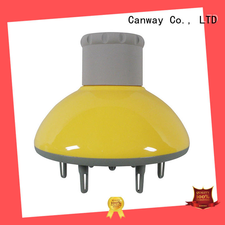 Canway Top hair dryer diffuser attachment company for women