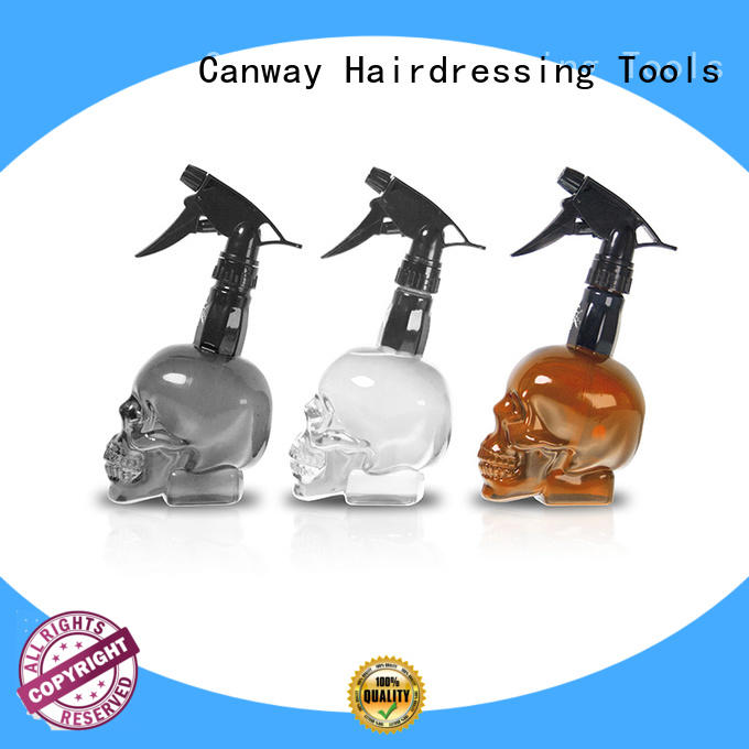 Canway Wholesale hair spray bottle suppliers for hair salon
