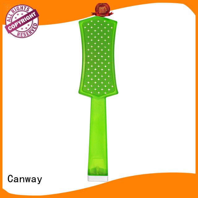Canway Custom barber hair brush factory for hairdresser