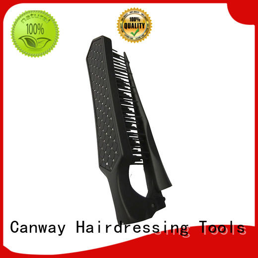 Custom hair brush and comb surface manufacturers for hairdresser