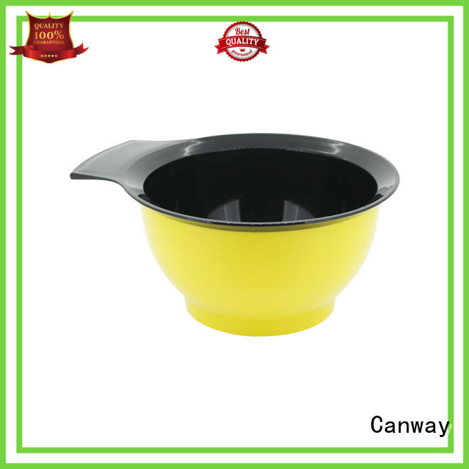 Canway layer tint brush company for hairdresser