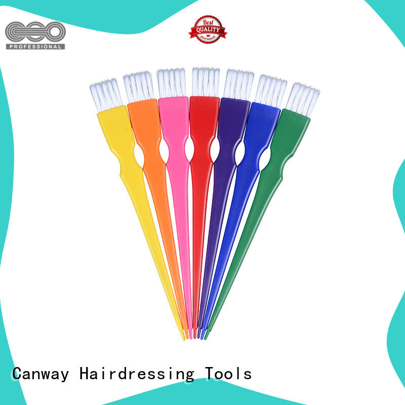 Canway rainbow tint bowl supply for beauty salon