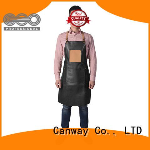 vintage hairdressing cape design for hairdresser Canway