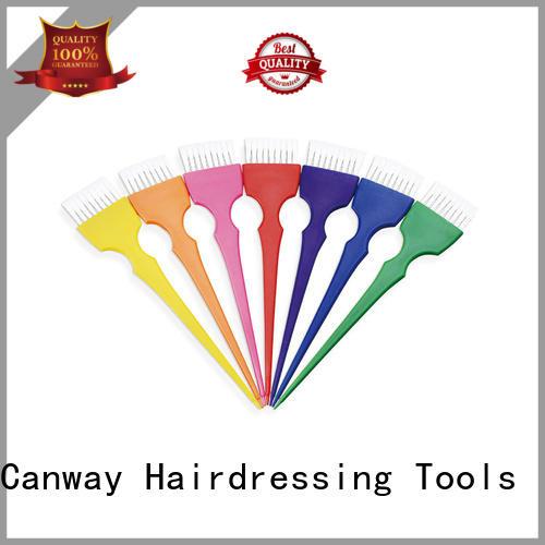 Canway Custom hair tint brush company for hairdresser