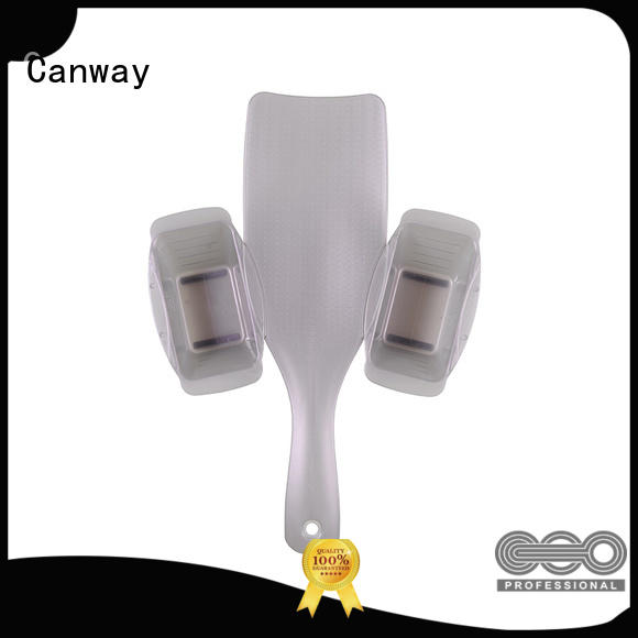 Tinting Board With Two Bowls Together Pp Material Tinting Paddle Set For Color