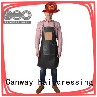 Canway New hairdressing cape suppliers for hairdresser