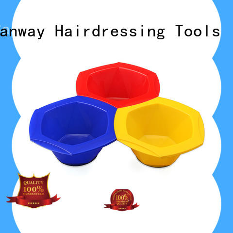 Top tinting paddle colors supply for hair salon