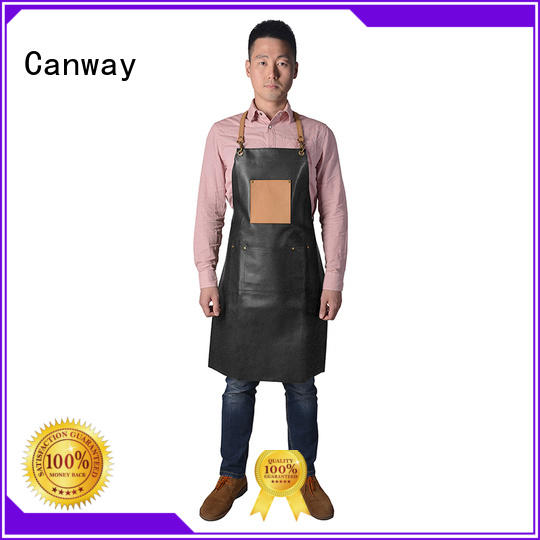 Canway Top salon aprons suppliers for hair salon