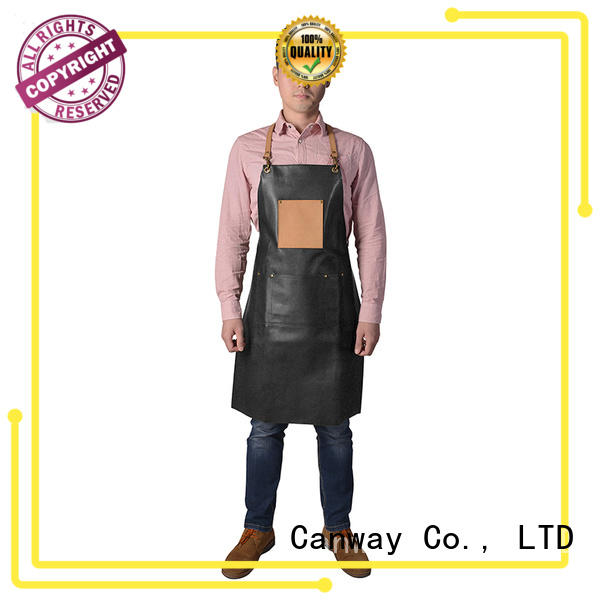 Canway Best barber apron manufacturers for barber