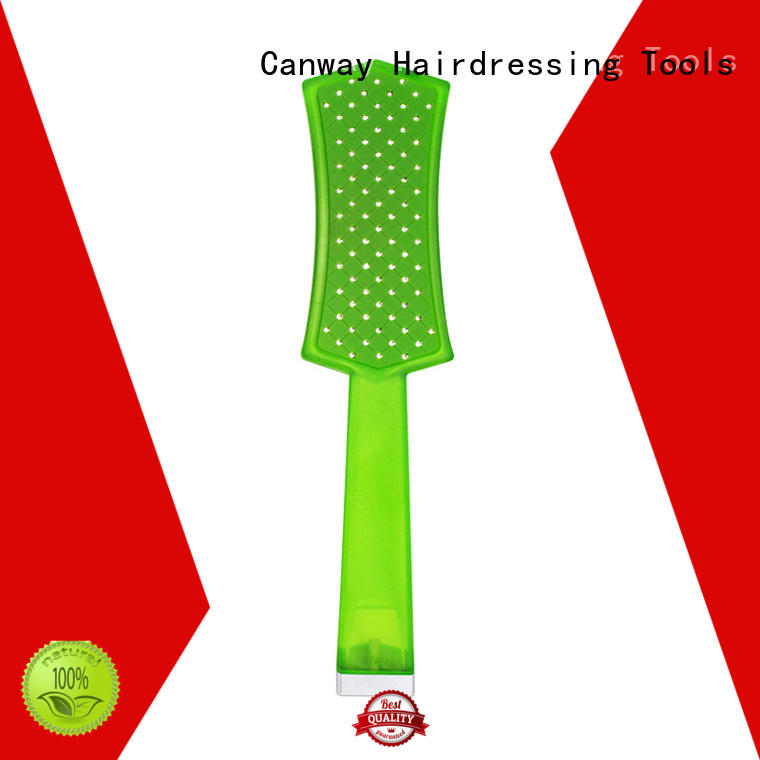 Canway Best hair brush and comb factory for hair salon