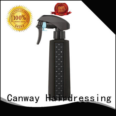 Canway Top barber spray bottle for business for hair salon