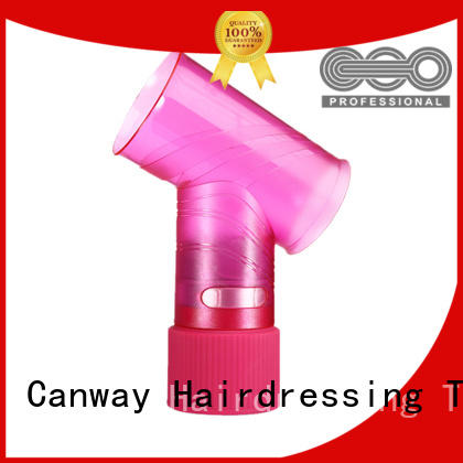 Canway New hair diffuser attachment suppliers for women