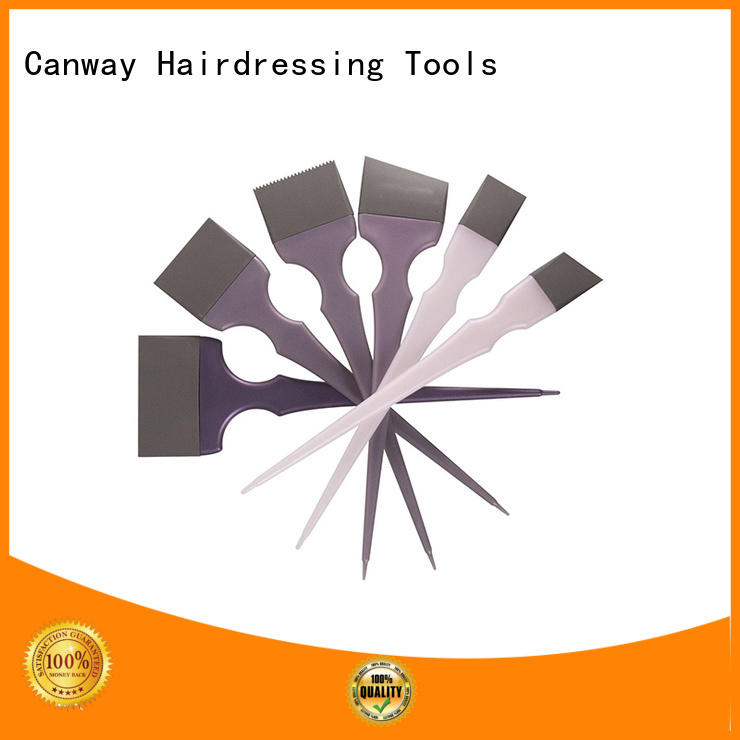 Canway Custom tinting paddle company for hair salon