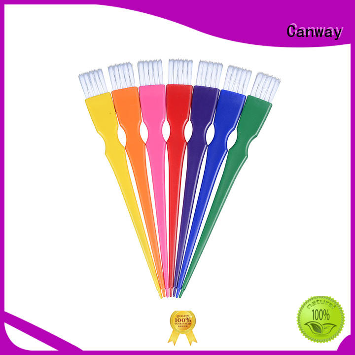 hair tint brush manufacturer for hair salon Canway