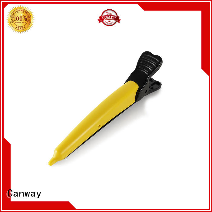 Custom hair sectioning clips shining supply for hairdresser