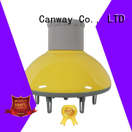 Canway temperature hair dryer diffuser attachment suppliers for hair salon