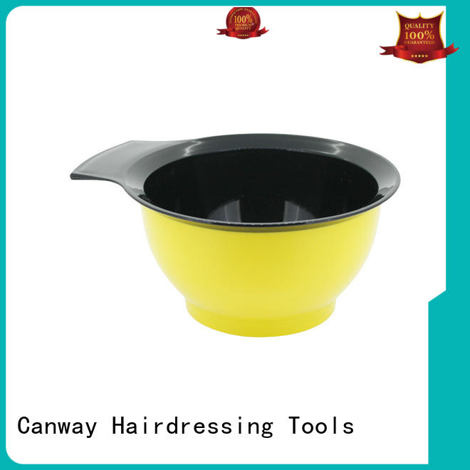 Canway Best tint bowl factory for hairdresser