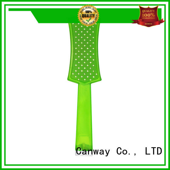 Canway tangle barber comb factory for hair salon