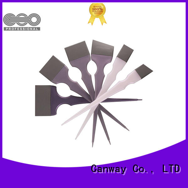 Canway Custom hairdressing tint brushes company for barber
