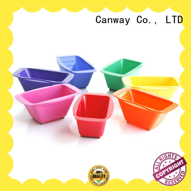 Wholesale tinting bowl and brush layer factory for beauty salon