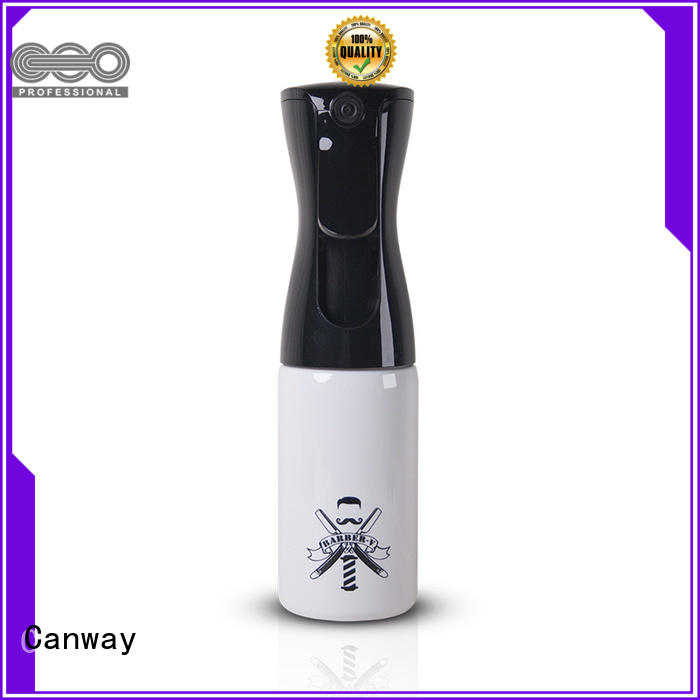 Latest hair spray bottle vskull manufacturers for beauty salon