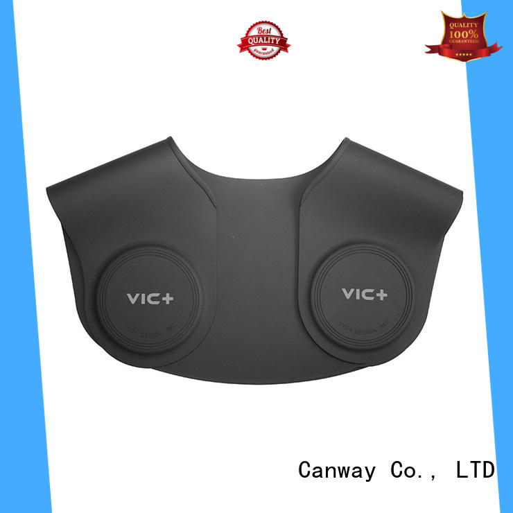 Comfortable Silicone Vic Cutting Collar For Salon And Barber Shop Soft Touch Material
