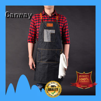 Canway durable personalized barber capes vic for barber