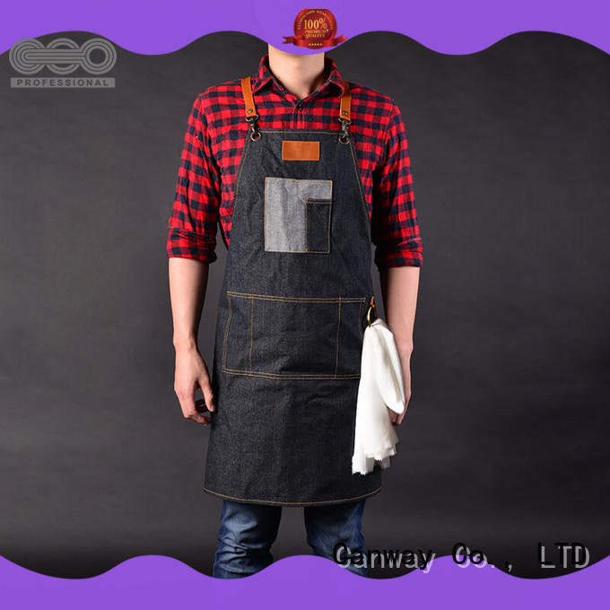 Canway apron hairdressing cape suppliers for barber