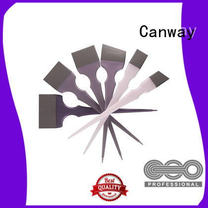 Canway connective tint hair brush for business for barber