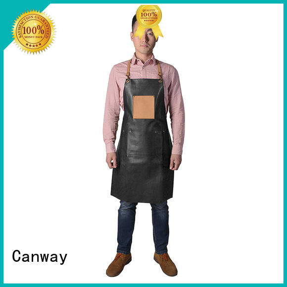 Canway micro hair apron manufacturers for hairdresser