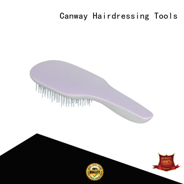 Canway hair brush and comb customized for kids