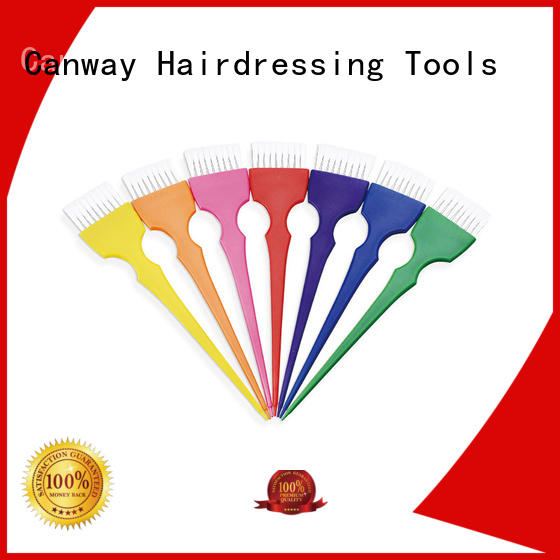 Canway New hairdressing tint brushes factory for barber