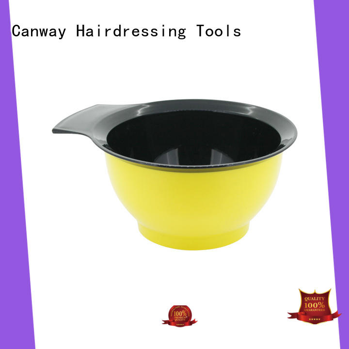 Canway High-quality tint bowl suppliers for beauty salon